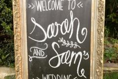 sarah + sam 1